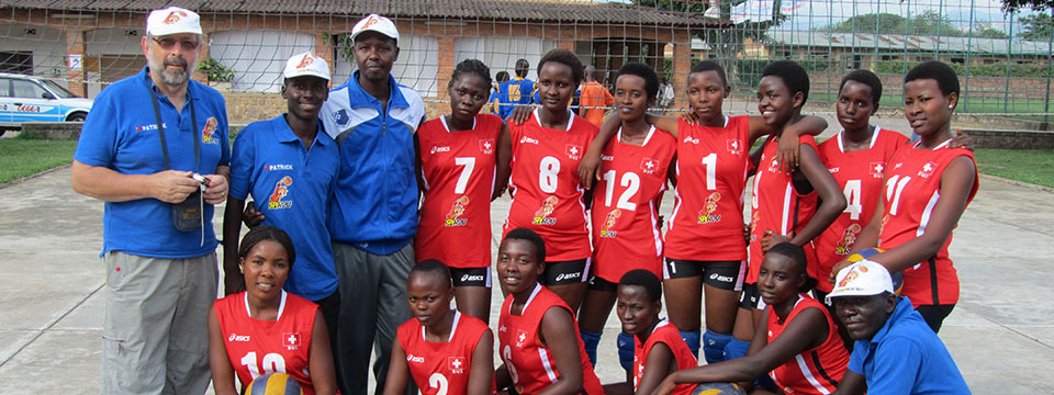 Page des projets d'Enfants du Monde au Burundi