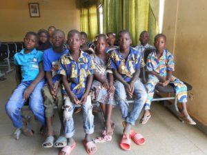 Enfants du Monde - Projets en Afrique