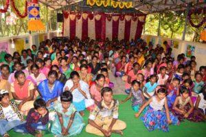Enfants du Monde - Projets en Inde