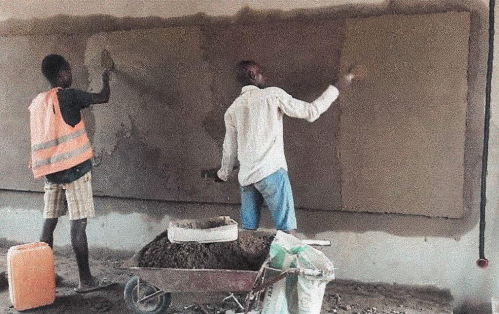 Achèvement des salles de classe à Uvira au Sud-Kivu