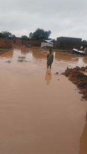 Trop d'eau au Burkina Faso